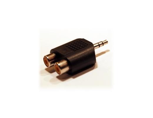 RCA/minijack Adaptor