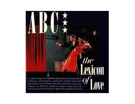 ABC - The Lexicon Of Love - CD