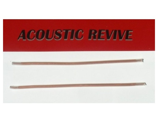Acoustic Revive Jumpers solid-core TripleC per diffusori (2-Set)