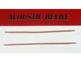 Acoustic Revive Jumpers solid-core TripleC per diffusori (2-Set)