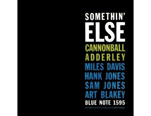 Cannonball Adderly - Somethin' Else - LP