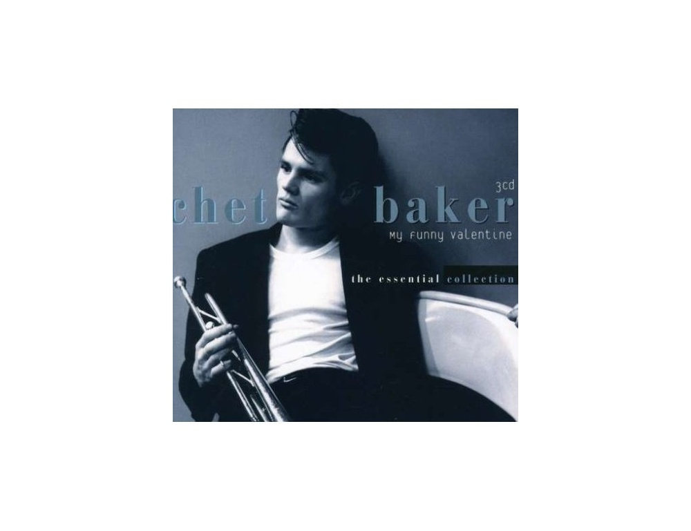 Chet Baker   My Funny Valentine   The Essential Collection   3CD