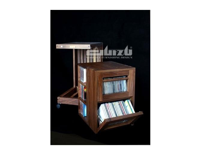Guizu WCL-box (CD) CD Storage Cart