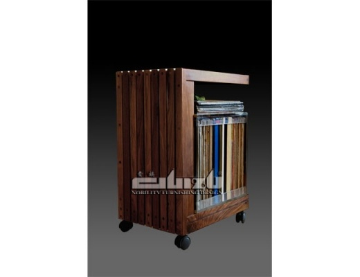Guizu WCL-box (LP) LP Storage Cart