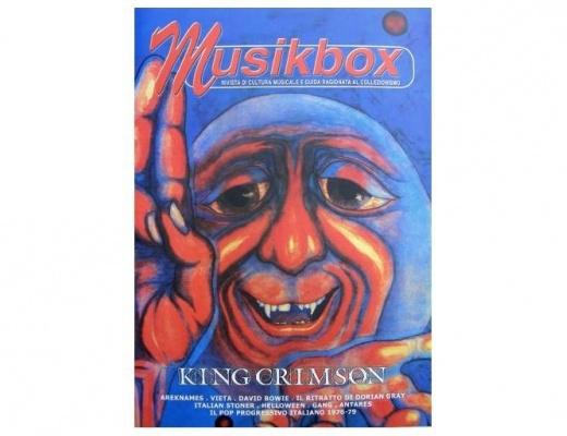 Musikbox (nuova serie) n. 35 - King Crimson [1969-1972]