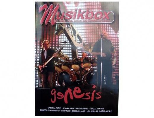 Musikbox (nuova serie) n. 32 - Genesis (II)