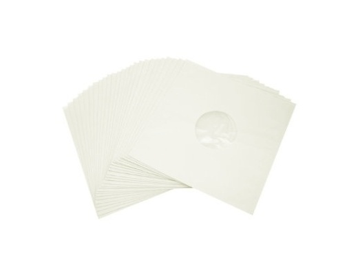 LP Inner polylined PlayStereo Sleeves (25 Set)