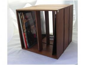 Guizu LP Cube LPS-3535 Rack Raccoglitore modulare per 100 LP
