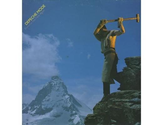Depeche Mode - Construction Time Again - LP 180g