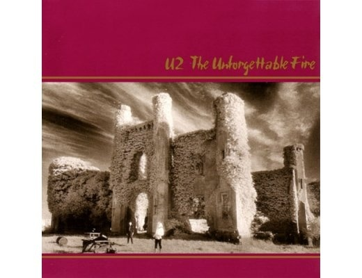 U2 - The Unforgettable Fire - LP