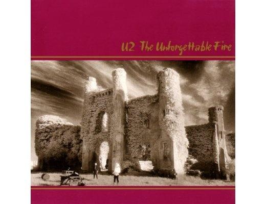 U2 - The Unforgettable Fire - LP