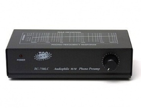 TCC TC-750LC Preamplificatore Phono