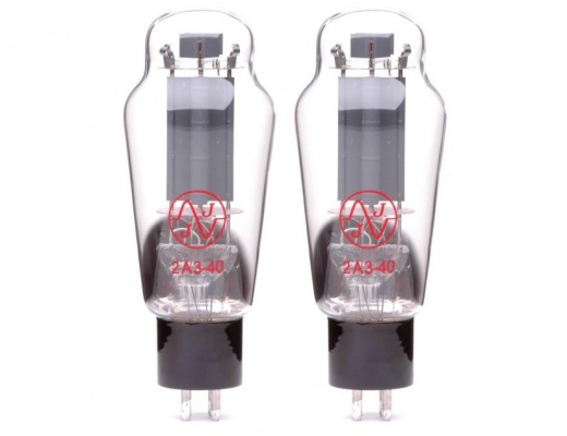 JJ-Tesla 2A3-40 Selected Pair Tubes