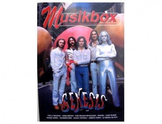 Musikbox (nuova serie) n. 31 - Genesis