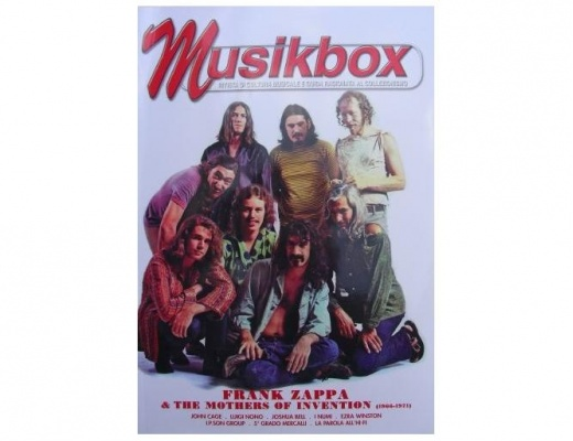 Musikbox (nuova serie) n. 29 - Frank Zappa & The Mothers Of...