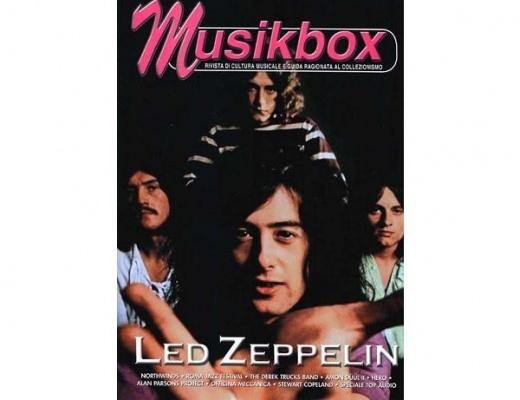 Musikbox (nuova serie) n. 27 - Led Zeppelin