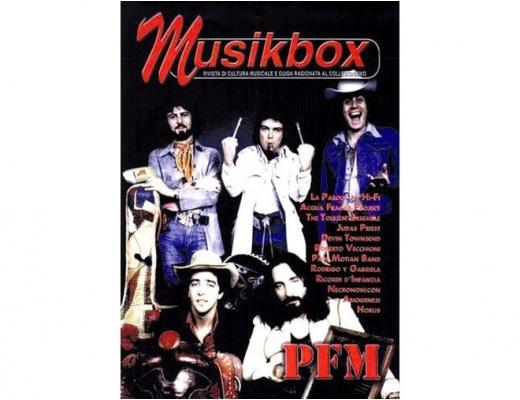 Musikbox (nuova serie) n. 25 - PFM
