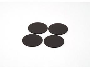 Acoustic Revive CP-4 Gommini isolanti al Cloroprene (Set di 4)