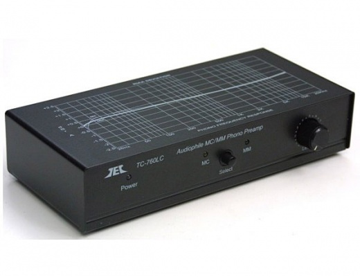 TCC TC-760LC MM/MC Phono Preamplifier