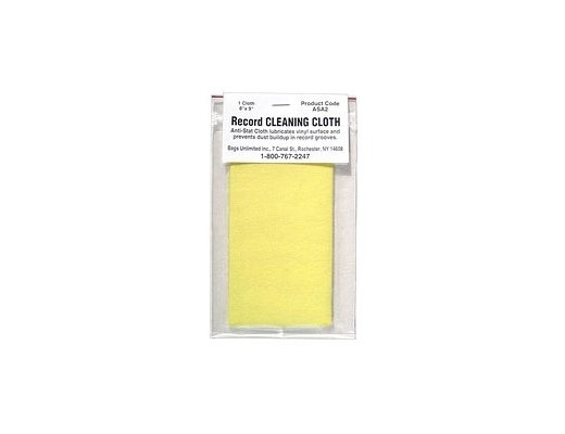 Record Cleaning cloth - antistatic