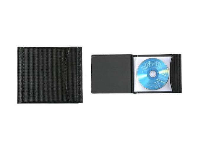 Knosti Disky 12 Raccoglitore portatile per CD