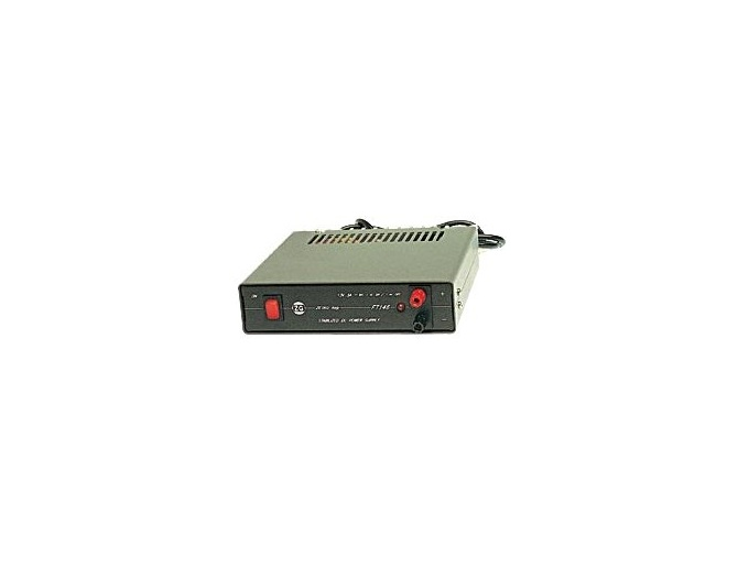 ZetaGi FT146 SuperFlat 12V 6A Max Stabilized Power Supply