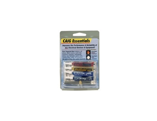 Caig Essentials Contact Cleaners Kit