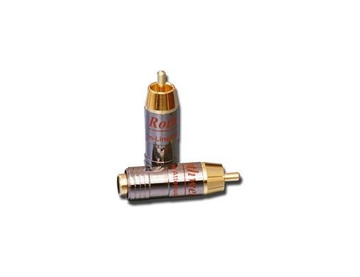 Rothwell In-Line RCA Attenuators (pair)