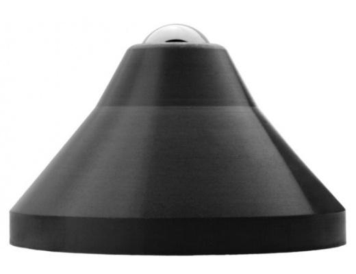 Vibrapod Cone - Cono isolante in vinile con sfera in acciaio