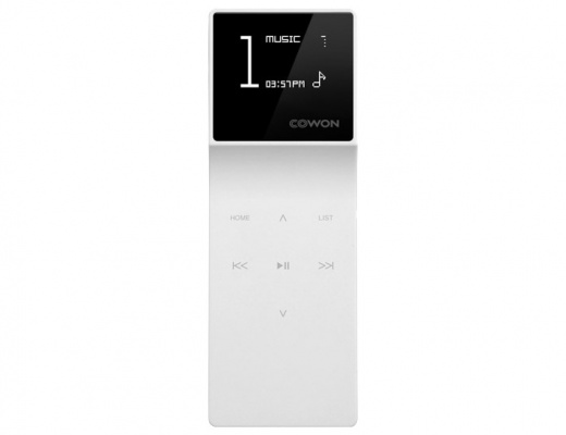 Cowon E3 8Gb Ultra-portable Digital Player