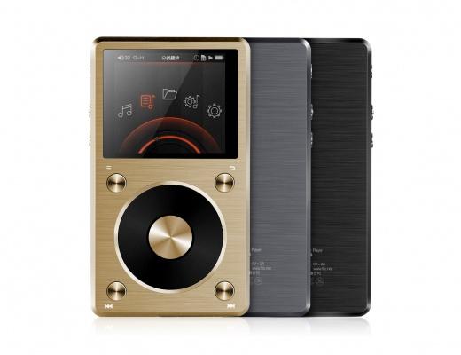 FiiO X5 2 Gen DAP Lettore portatile 24/192 e DAC USB