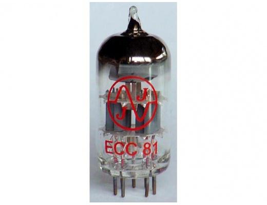 JJ-Tesla ECC81 Tubes