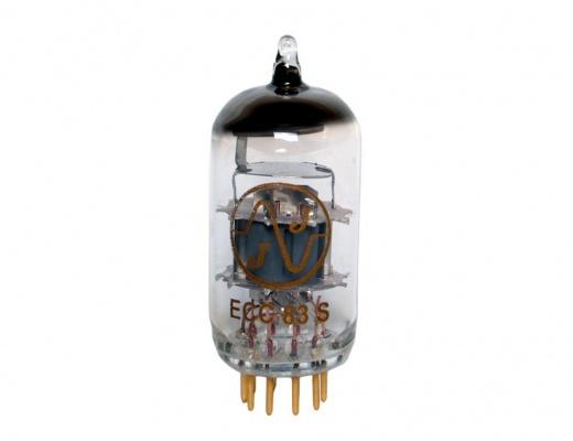 JJ-Tesla ECC83 S Gold Pin series Tubes