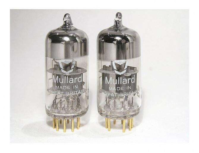 Mullard E88CC / CV2493 N.O.S.