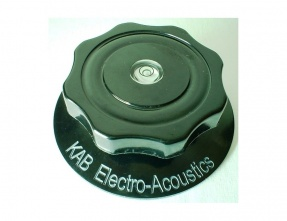 KAB Electro-Acoustics USA Super Record Grip Mk2 Clamp w/level