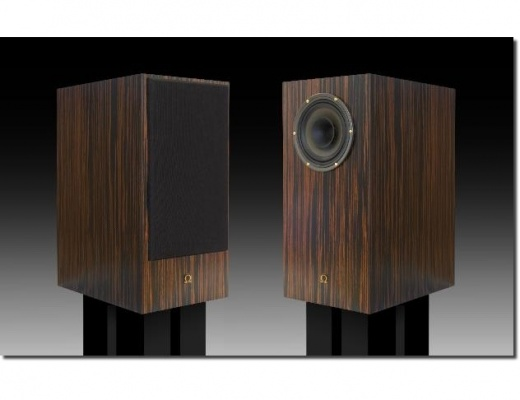 Omega Super 6 Alnico Monitor loudspeakers pair