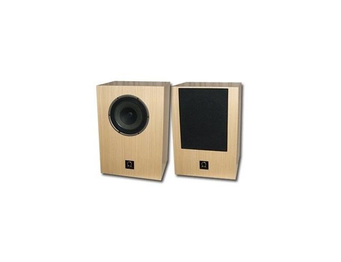 Omega Compact Hemp loudspeakers pair