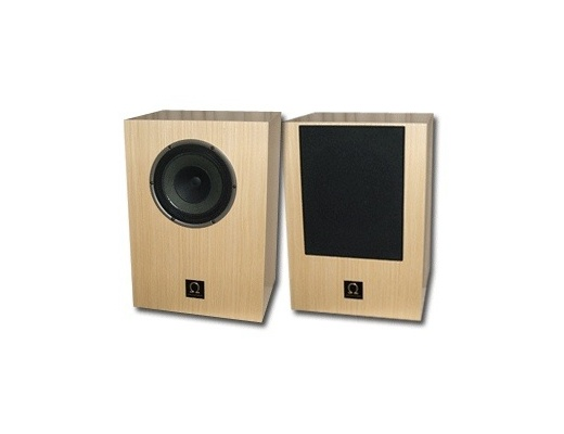 Omega Compact Hemp loudspeakers pair