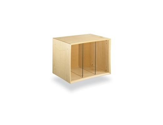 Quadraspire CD Qube Modular Storage Cabinet