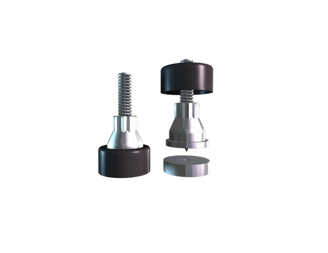 Stand Diffusori Soundcare-superspikes-set-of-4