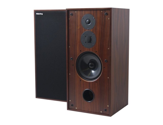 Stirling Broadcast BBC LS3/6 Reference Loudspeakers pair