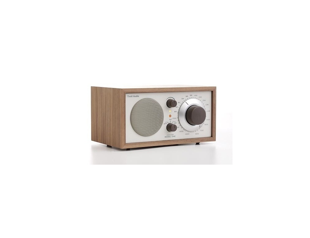 tivoli audio model one radio da tavolo playstereo. Black Bedroom Furniture Sets. Home Design Ideas