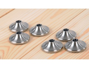Track Audio Isolation Cups (Set of 4) Spike Shoes
