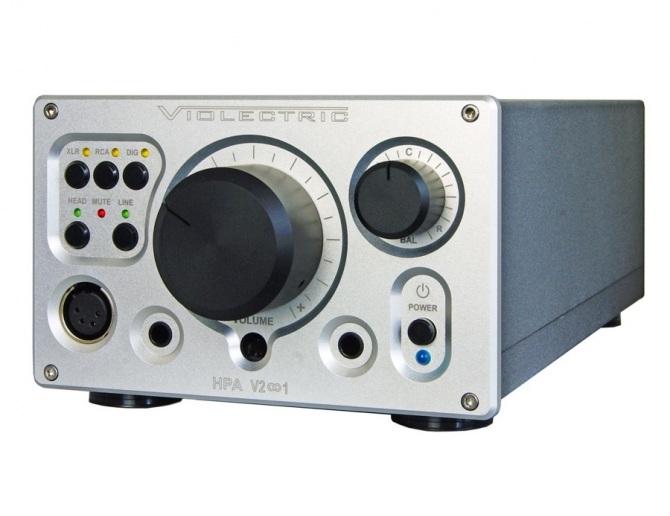 Violectric HPA V281 Amplificatore per cuffie