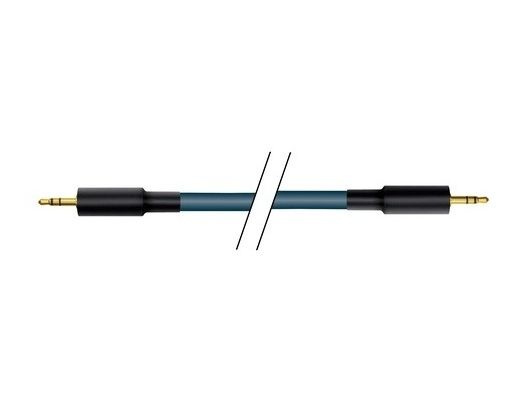 WireWorld Luna 7 minijack / minijack cavo di segnale stereo
