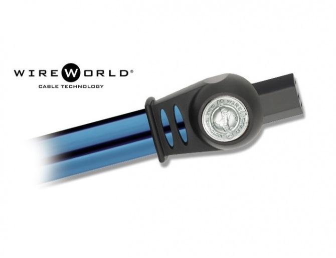 WireWorld Stratus 7 Power Cord