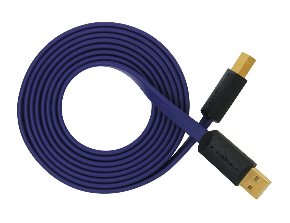WireWorld Ultraviolet 7 USB Audio Cable - PlayStereo