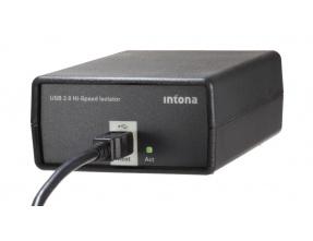 Intona USB 2.0 Hi-Speed Isolator Industrial Version