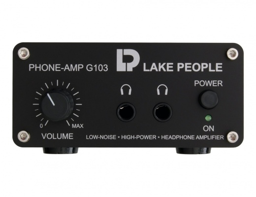 Lake People G103-S Headphone Amplifier