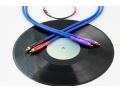 Tellurium Q Blue Turntable RCA Cavo analogico per giradischi